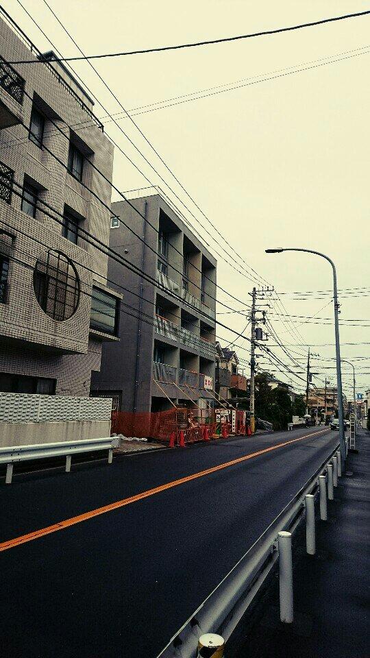 妙蓮寺の動物病院+賃貸マンション