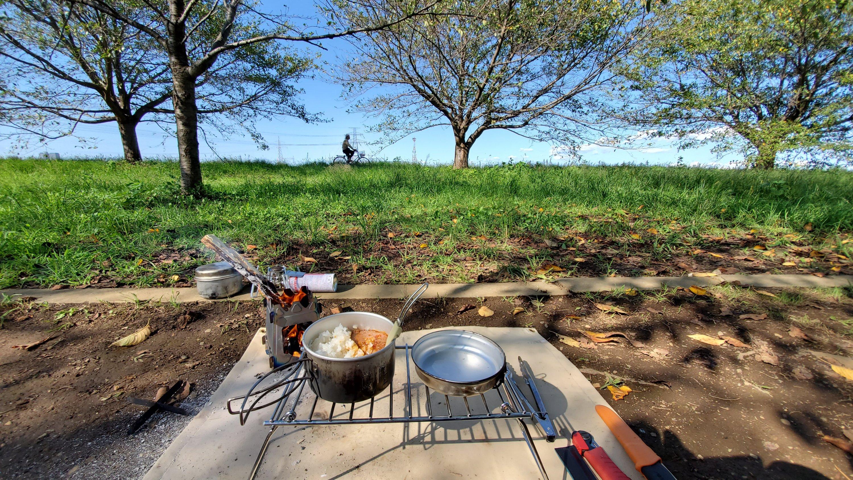 昼飯だけ公園