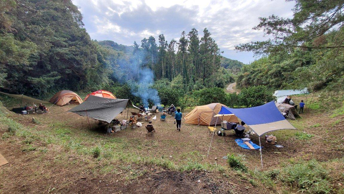グループキャンプ