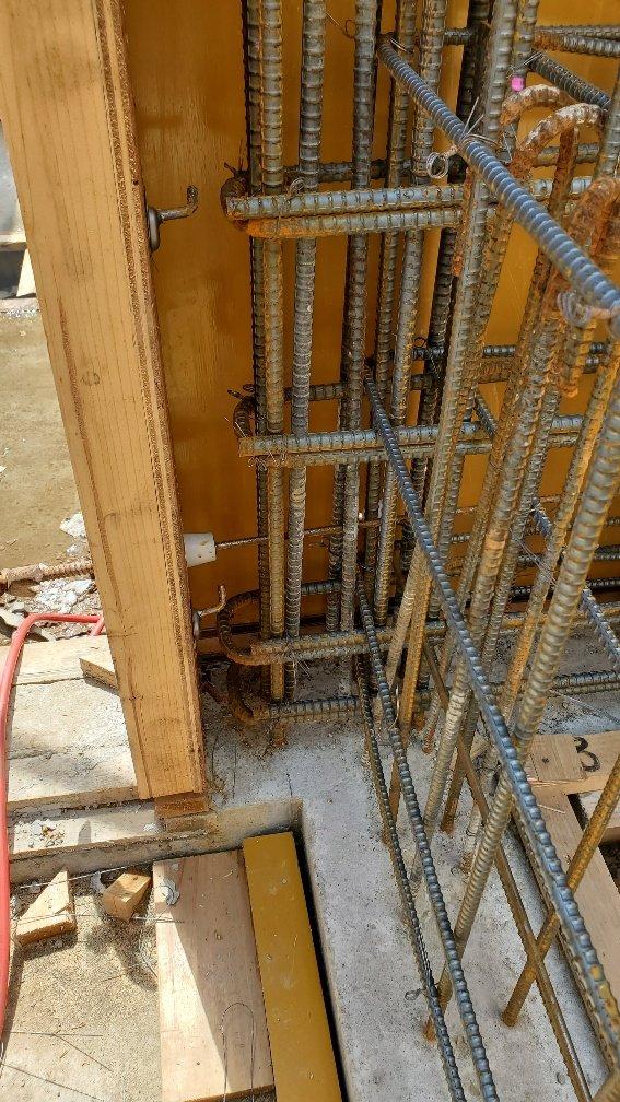 鉄筋コンクリート造の鉄筋検査で大事なのは一階!